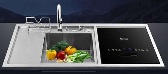 村田水槽式洗碗机