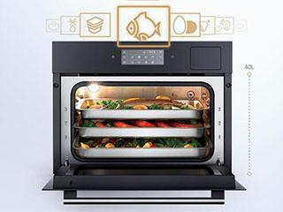 蒸烤箱助力 上班族晚餐这样吃才健康