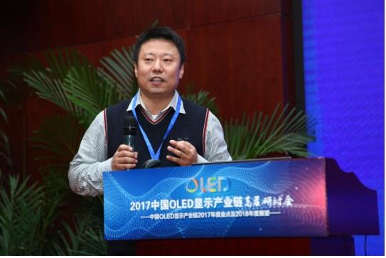 2017中国OLED显示产业链高层研讨会在京盛大召开
