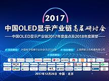 2017中国OLED显示产业链高层研讨会