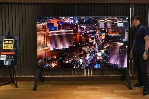 设计能让用户根据自己的需求调整电视的大小