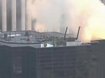 空调系统电线短路致特朗普大厦起火2人受伤