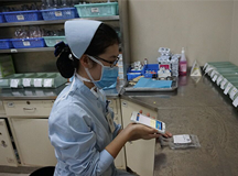 海信医疗中标广东省人民医院1136部移动护理终端