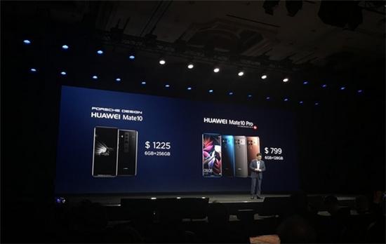 聚焦CES2018:首款屏下指纹手机亮相,华为Mate 10打入北美市场