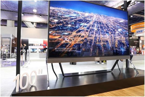 2018CES告诉你,全球最领先电视技术长什么样!