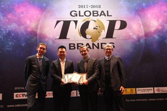 TCL加冕CES展 2018中国制造将引领全球新风尚