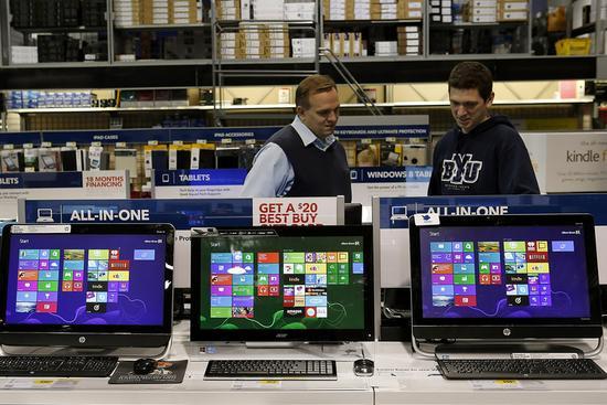 美国市场PC销量大幅下滑 智能音箱争利