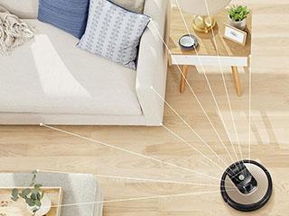 新年新方式 扫地机器人帮你迎新大扫除