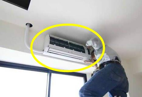 家里空调别乱装!聪明人都把空调安装在这里
