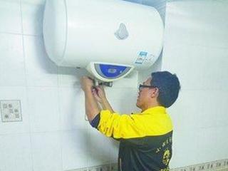 热水器没清洗打开触目惊心 提醒隔两三年清洗一次