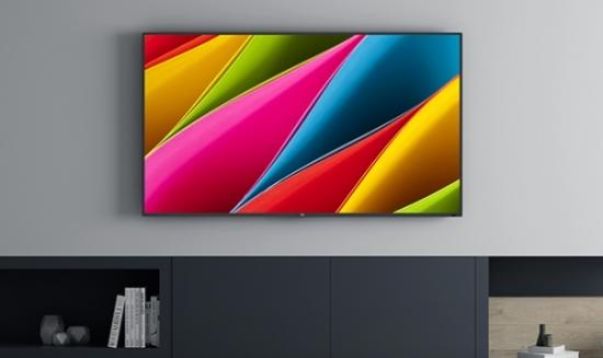 小米电视4A 50英寸发布 标配人工智能语音仅2399元