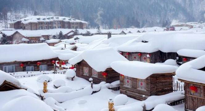 大雪纷飞严寒时节,你家怎么采暖保温?