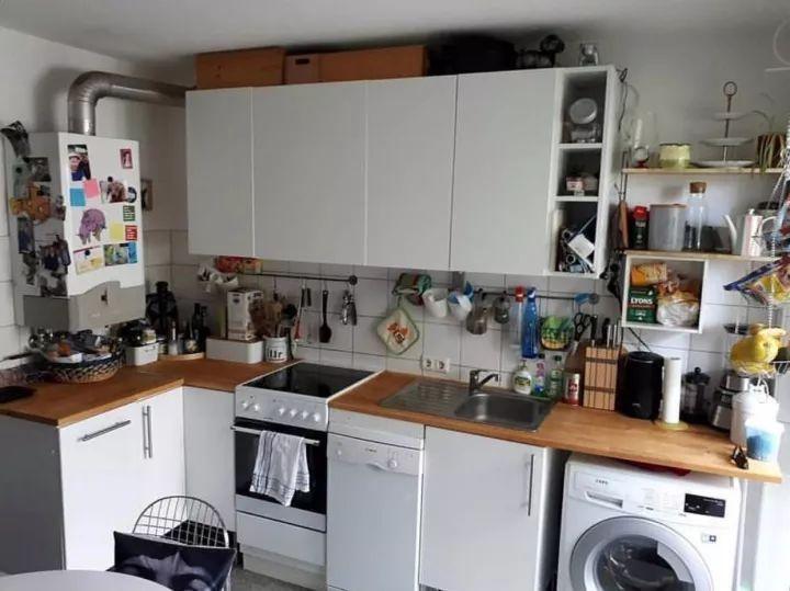 阳台、厨房、卫生间 你家的洗衣机放哪儿?