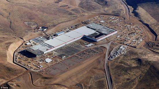 松下欲与特拉斯合作 在中国建超级电池厂