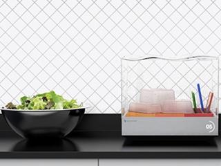 小型迷你智能洗碗机:洗菜洗碗一机搞定