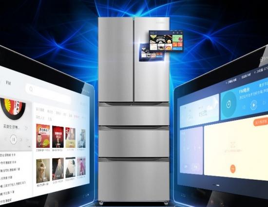 电视搭载三星特有的Tizen系统,性能强劲