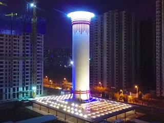 [西安]建世界最大空净器显著改善空气质量