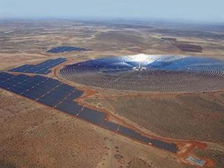 这种技术可实现24小时太阳能发电,谷歌也在研发
