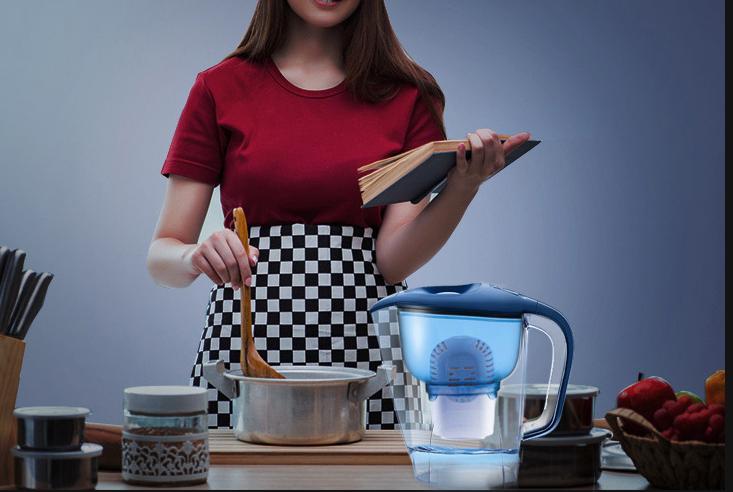走哪用哪 便携式滤水壶改变你的生活方式