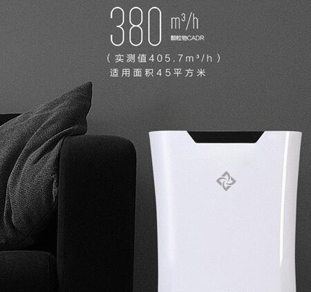 关爱父母呼吸健康  首选新颐空气净化器小白1.0