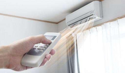 冬季开空调取暖 勿将温度调至30℃