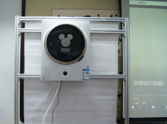 洗衣新选择,挂壁式沙龙娱乐网给您更安静的洗衣体验