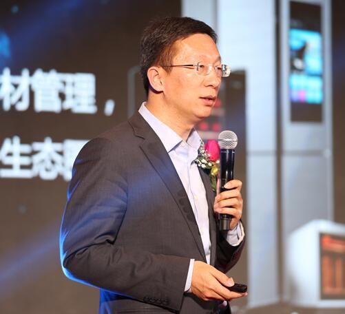 海尔家电产业集团制冷产业副总经理兼制冷产业中国区企划总经理 李晓峰