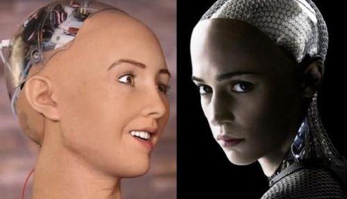AI大神怒喷机器人索菲亚 竟然是骗局网友纷纷表示太失望了