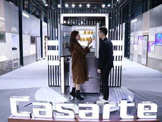 卡萨帝开年1.5万元以上冰箱份额36.8%