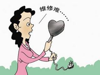 海淘小家电需谨慎 使用、售后存隐患
