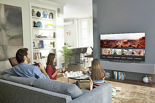 未来澳门永利电视长啥样?更大更澳门永利更模块化