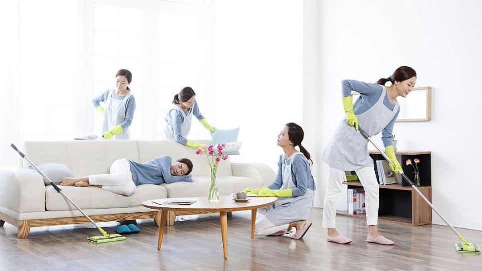 让做家务变成乐事的妙计?