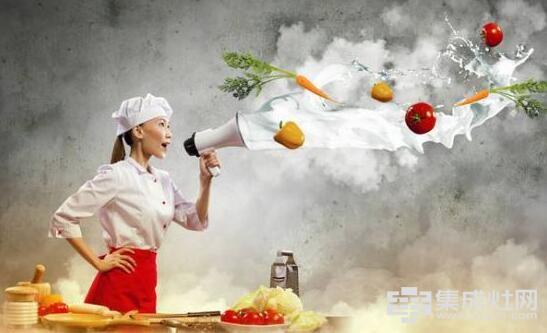 """打破""""垄断""""集成灶代替油烟机走进厨房"""