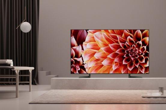 重视中国市场 索尼4K HDR电视新品在华首发上市
