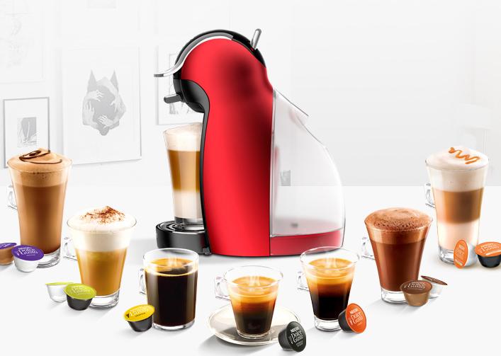 胶囊咖啡机有啥不一样?胶囊能装下一座咖啡厅