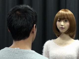 日本机器人女主播将播报新闻:五官精致