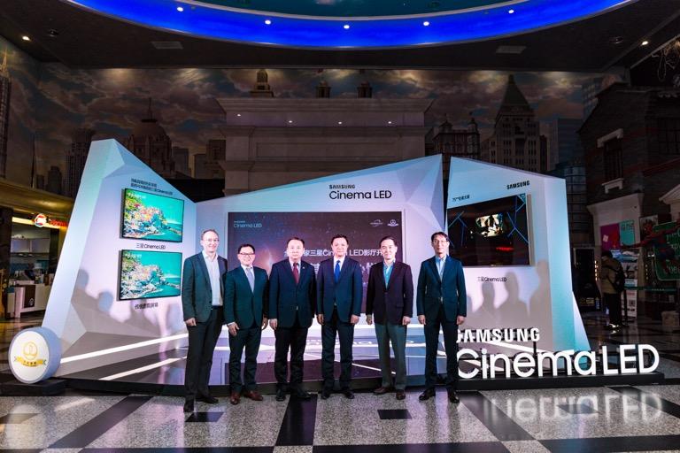三星提供全方位观影方案,客厅进入75英寸级大屏时代