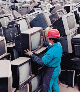 废弃电子产品回收处理前景预测