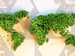 「爱博绿」认为连接回收人员和C端需求是回收第一步