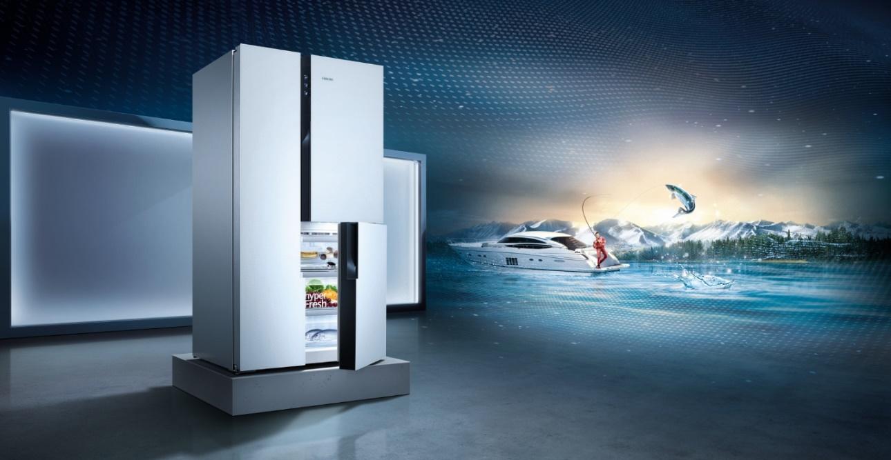博西家电:冰箱销售逆市飘红 引领消费升级新潮流