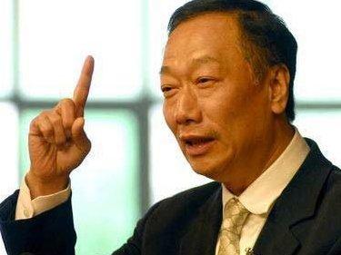 郭台铭旗下富士康互联网酝酿A股IPO