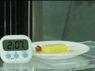 寒冬空调热得慢 统帅空调2分钟化黄油