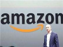 亚马逊超越微软,成美国第三大市值上市公司