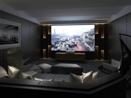 三色光源将会逐渐进入市场,并且被应用在高端激光电视上