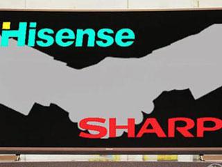 日媒:夏普将放弃在美国针对海信诉讼