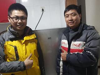 维修家电拒绝乱收费  苏宁帮客服务全部系统扫码支付