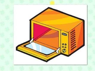 安全使用微波炉  别用微波炉加热干辣椒