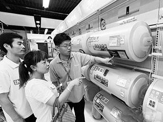 热水器行业新动态:燃热上位电热下滑