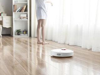 扫地机器人成热门年货  哪类人更需要?
