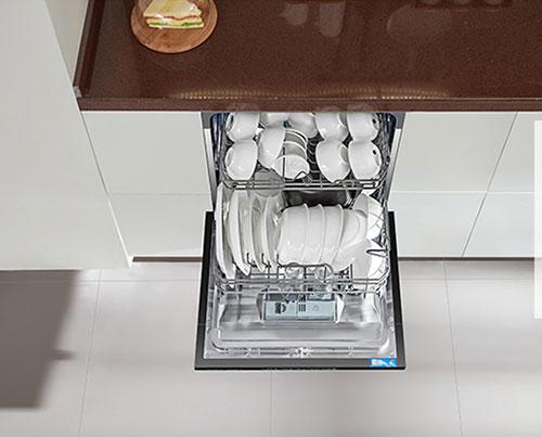 【美的WQP8-W3908J-CN】美的(Midea)-8套-WiFi智控洗-全智能除菌烘干嵌入式家